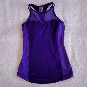 Calia Athletic Workout Tank Purple